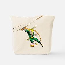 Iron Fist Vintage Tote Bag