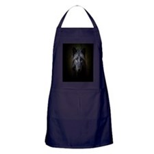 Into the Mist Apron (dark)