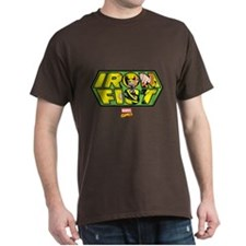 Iron Fist Logo T-Shirt
