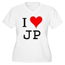 I Love JP T-Shirt