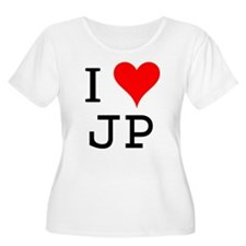 I Love JP T-Shirt