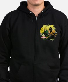 Iron Fist and Luke Cage Zip Hoodie