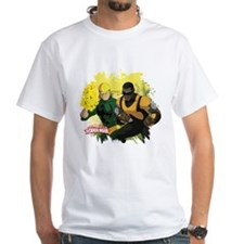 Iron Fist and Luke Cage Shirt