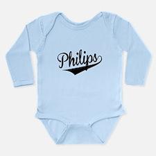 Philips, Retro, Body Suit