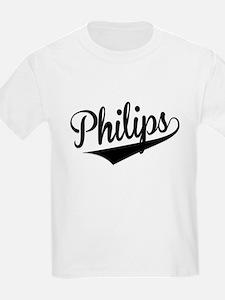 Philips, Retro, T-Shirt