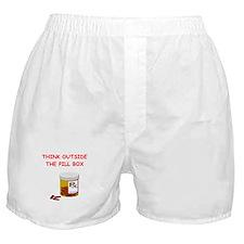 PHARMACIST JOKE Boxer Shorts