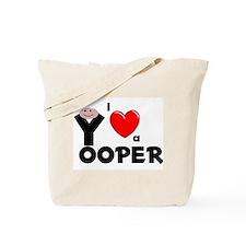 I Love a Yooper Tote Bag