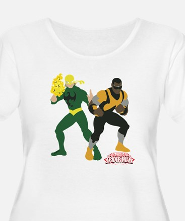 Iron Fist and T-Shirt
