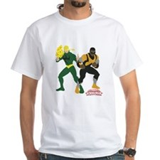 Iron Fist and Luke Cage Minimalist Shirt