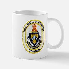 USS PAUL F. FOSTER Mug
