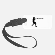 Hammer throw Luggage Tag