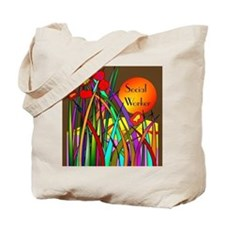 social worker 2014 2 Tote Bag