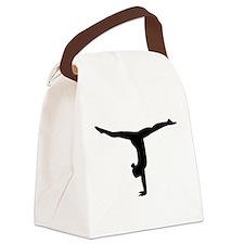 Gymnastics yoga Canvas Lunch Bag