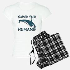 Save the Humans Pajamas