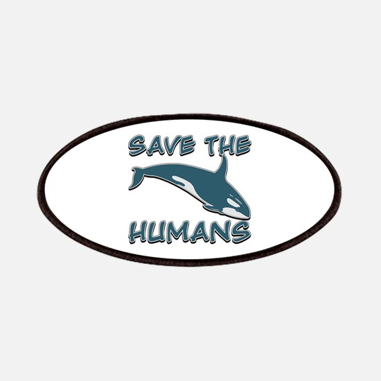 Save the Humans Patch