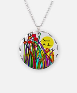 Social Worker 2014 1 Necklace