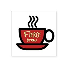 Fierce brew Sticker