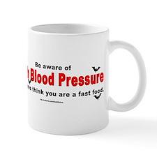 High Blood Pressure Small Mug