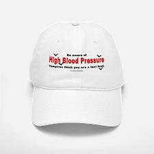 High Blood Pressure Baseball Baseball Cap