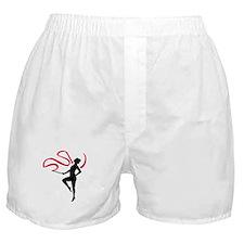 Rhythmic gymnast Boxer Shorts