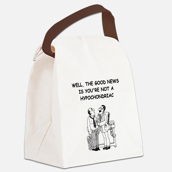 58 Canvas Lunch Bag