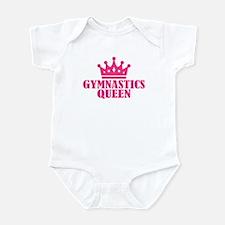 Gymnastics Queen Infant Bodysuit
