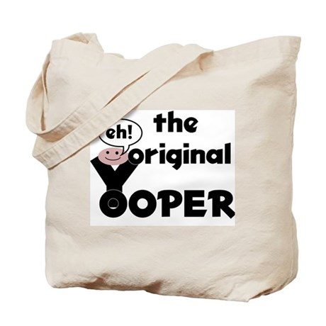 The Original Yooper Tote Bag