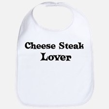 Cheese Steak lover Bib
