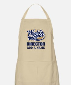 Best Director personalized Apron