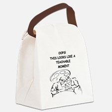 operation Canvas Lunch Bag