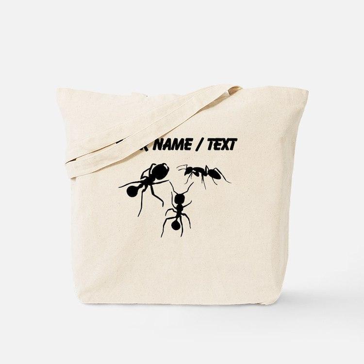 Custom Ants Tote Bag