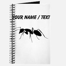 Custom Carpenter Ant Journal