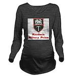 Rhodesia Military Po Long Sleeve Maternity T-Shirt