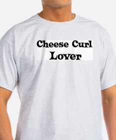 Cheese Curl lover T-Shirt