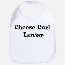 Cheese Curl lover Bib