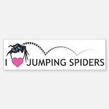 i love jumpers Bumper Bumper Bumper Sticker
