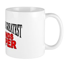 """The World's Greatest Grounds Keeper"" Mug"