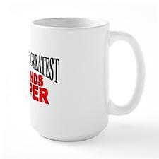 """The World's Greatest Grounds Keeper"" Mug"
