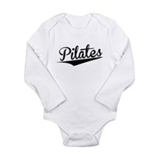 Pilates, Retro, Body Suit