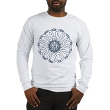 Continental Rings Long Sleeve T-Shirt