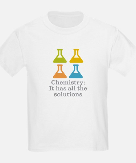 Chemistry Solutions T-Shirt