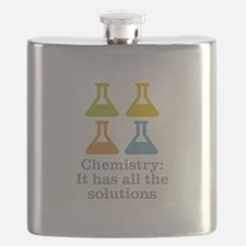 Chemistry Solutions Flask