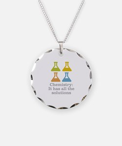 Chemistry Solutions Necklace
