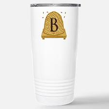 MONOGRAM Bee Hive Travel Mug