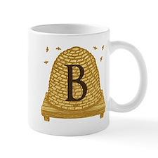 MONOGRAM Bee Hive Mugs