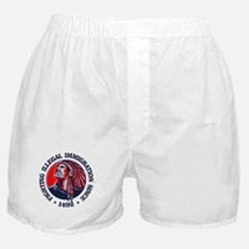 Native American (Illegal Immigration) Boxer Shorts