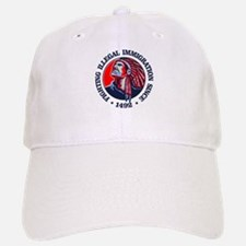 Native American (Illegal Immigration) Baseball Baseball Baseball Cap