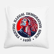 Native American (Illegal Immigration) Square Canva