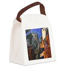 Avantgarde Landscape Canvas Lunch Bag
