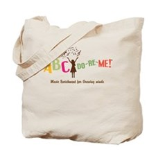ABC Do-Re-ME! Tote Bag